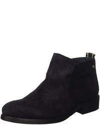 Bottines bleu marine Tommy Hilfiger