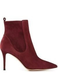 Bottines bordeaux original 1625199
