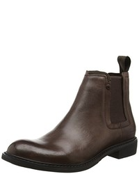 Bottines chelsea marron foncé G-Star RAW
