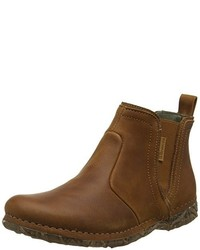Bottines chelsea marron El Naturalista