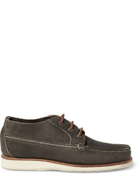 Bottines chukka en cuir marron Red Wing Shoes