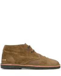 Bottines chukka en daim marron Golden Goose Deluxe Brand