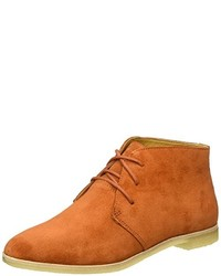 Bottines chukka marron clair Clarks Originals
