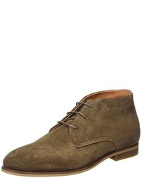 Bottines chukka marron Tommy Hilfiger