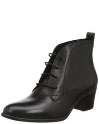 Bottines chukka noires Tamaris