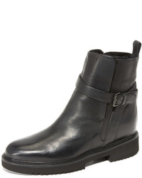 Bottines noires Vince