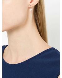 Boucles d'oreilles argentées Petite Grand
