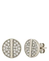 Boucles d'oreilles argentées Ingenious Jewellery