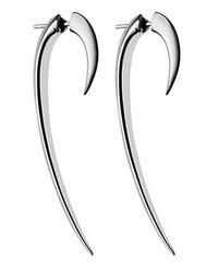 Boucles d'oreilles argentées Shaun Leane