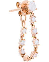 Boucles d'oreilles dorées Anita Ko