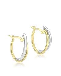 Boucles d'oreilles dorées Carissima Gold