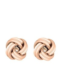 Boucles d'oreilles dorées Tuscany Silver