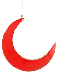 Boucles d'oreilles rouges Stella McCartney