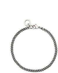 Bracelet argenté A.P.C.