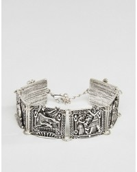 Bracelet argenté Asos