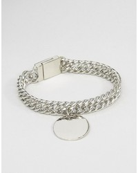 Bracelet argenté Cheap Monday
