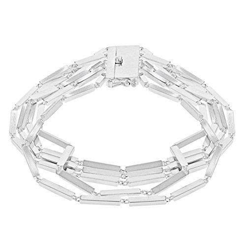 Bracelet argenté Georg Jensen