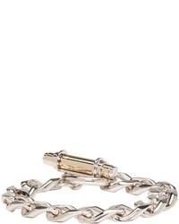 Bracelet argenté Givenchy