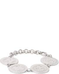 Bracelet argenté Gucci