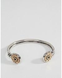 Bracelet argenté Icon Brand