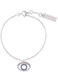 Bracelet argenté Kenzo