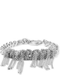 Bracelet argenté MM6 MAISON MARGIELA