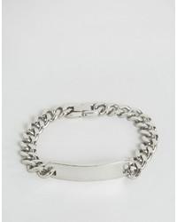 Bracelet argenté Seven London