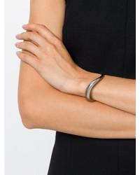 Bracelet argenté Charlotte Chesnais