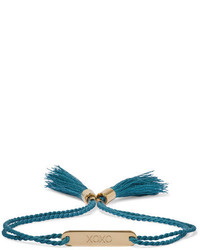 Bracelet bleu canard Chloé