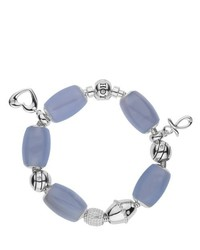 Bracelet bleu clair Hot Diamonds