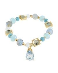 Bracelet bleu clair Sweet Deluxe