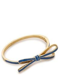 Bracelet bleu Kate Spade