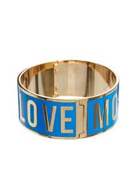 Bracelet bleu Love Moschino