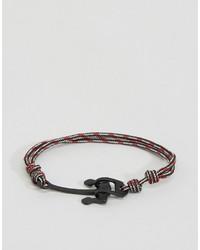 Bracelet bordeaux Icon Brand