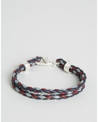 Bracelet bordeaux Jack Wills