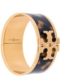 Bracelet brun clair Tory Burch