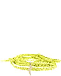 Bracelet chartreuse