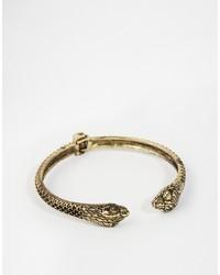 Bracelet doré Asos