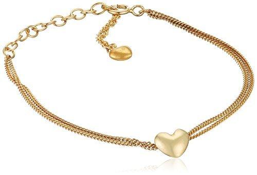 Bracelet doré Dinny Hall