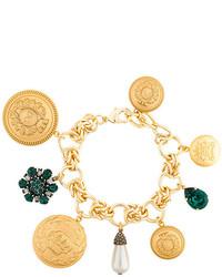 Bracelet doré Dolce & Gabbana