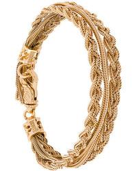 Bracelet doré Emanuele Bicocchi
