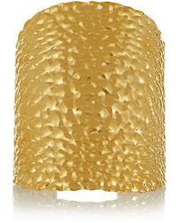 Bracelet doré Fendi