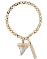 Bracelet doré Givenchy
