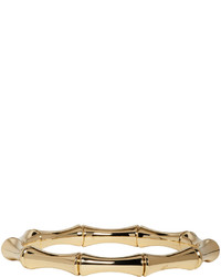 Bracelet doré Gucci