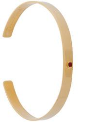 Bracelet doré Isabel Marant