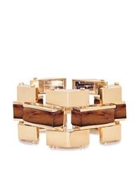 Bracelet doré Lele Sadoughi