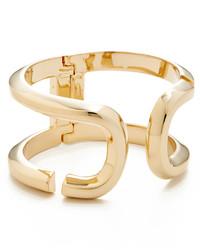 Bracelet doré Marc Jacobs