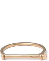 Bracelet doré Miansai