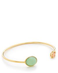 Bracelet doré Rebecca Minkoff