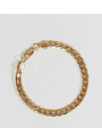 Bracelet doré Reclaimed Vintage